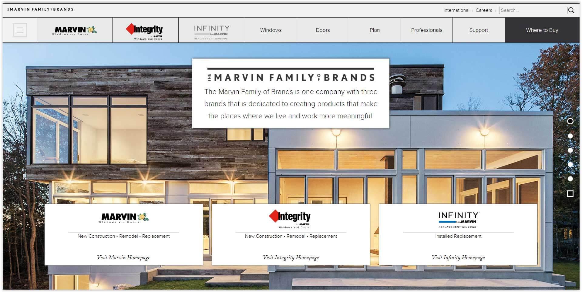 Marvin Website